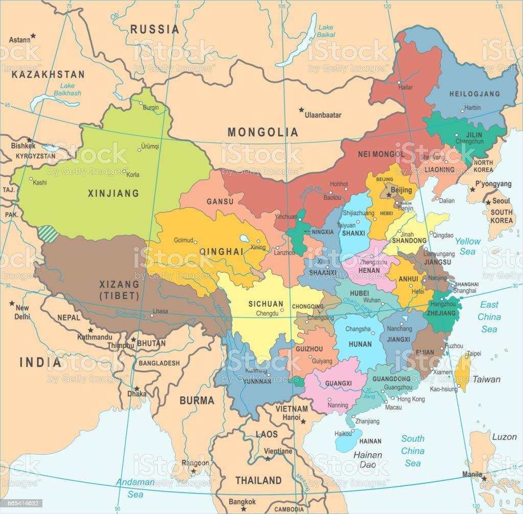 Mapa de china ilustracin vectorial arte vectorial de stock y ms mapa de china ilustracin vectorial mapa de china ilustracin vectorial arte vectorial de stock gumiabroncs Gallery