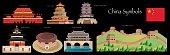 Vector China Symbols