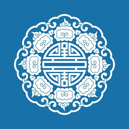 China traditional auspicious symbol