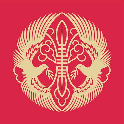 China traditional auspicious symbols-1