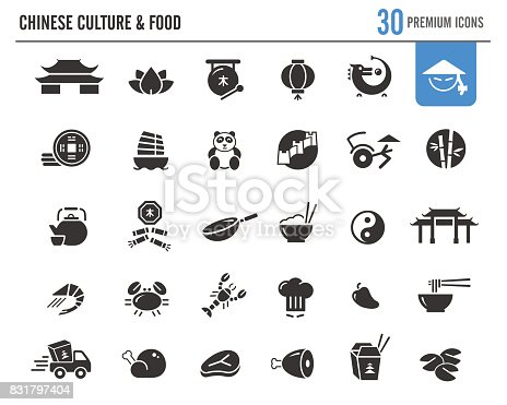 Vector icon set for your digital or print projects.