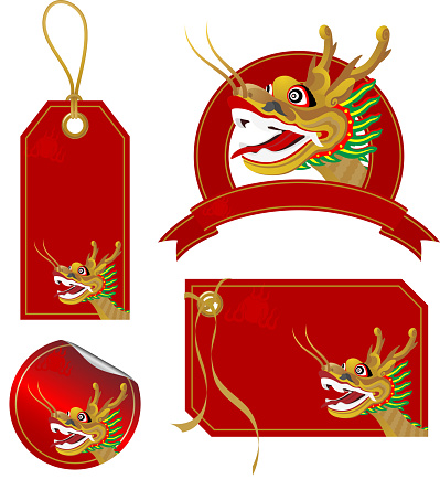Chinese Dragon Boat Price Tag