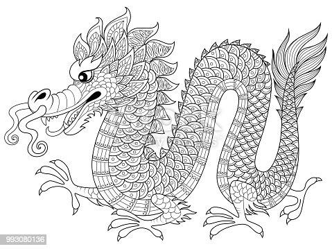 chinesisch drache malvorlage   coloring and malvorlagan