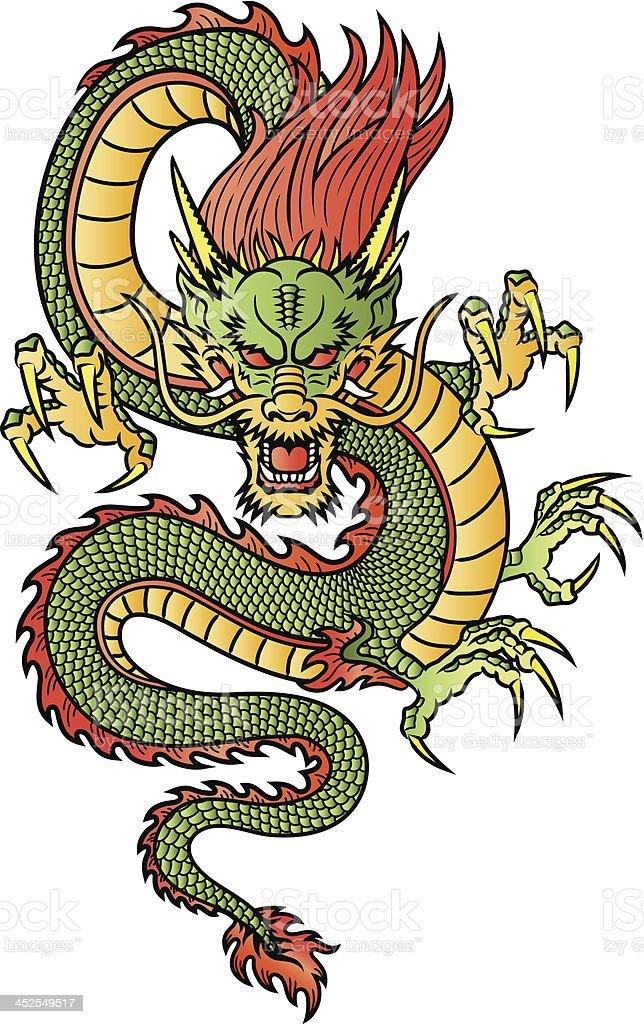 Dragon chinois cliparts vectoriels et plus d 39 images de antique 452549517 istock - Photo dragon chinois ...