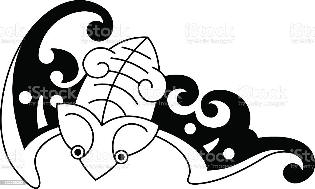 Chinese Luck Vector Clipart Vector Labs