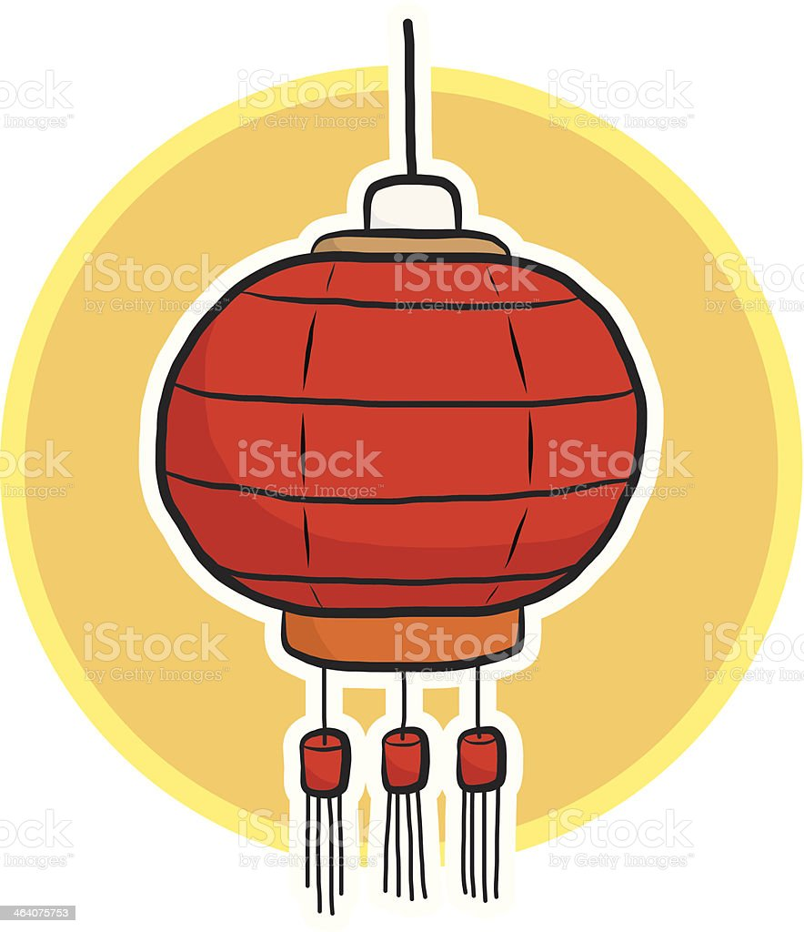 Royalty Free Chinese Lantern Festival Clip Art, Vector ... Chinese Lantern Clipart