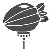 istock Chinese lantern solid icon, chinese mid autumn festival concept, paper lantern with rope sign on white background, flashlight from china icon in glyph style for web design. Vector graphics. 1285019827