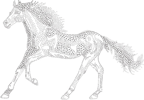 Chinese Lunar New Year of the Horse Zodiac