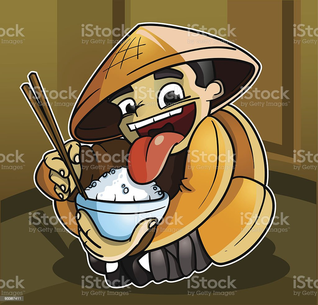 Chinese lunch royalty-free chinese lunch stock vector art & more images of adult