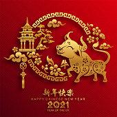 istock Chinese new year 2021. 1251867252