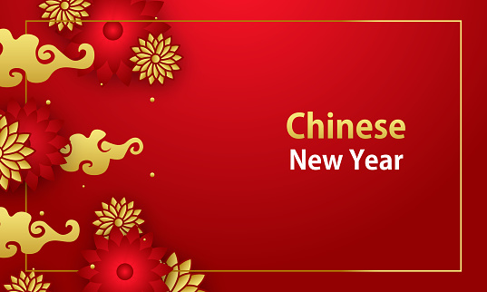 Chinese New Year 2021 Year Of The Ox stock illustration