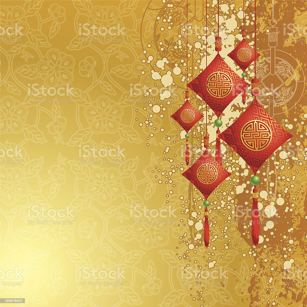 Chinese New Year Abstract royalty-free chinese new year abstract stock vector art & more images of abstract