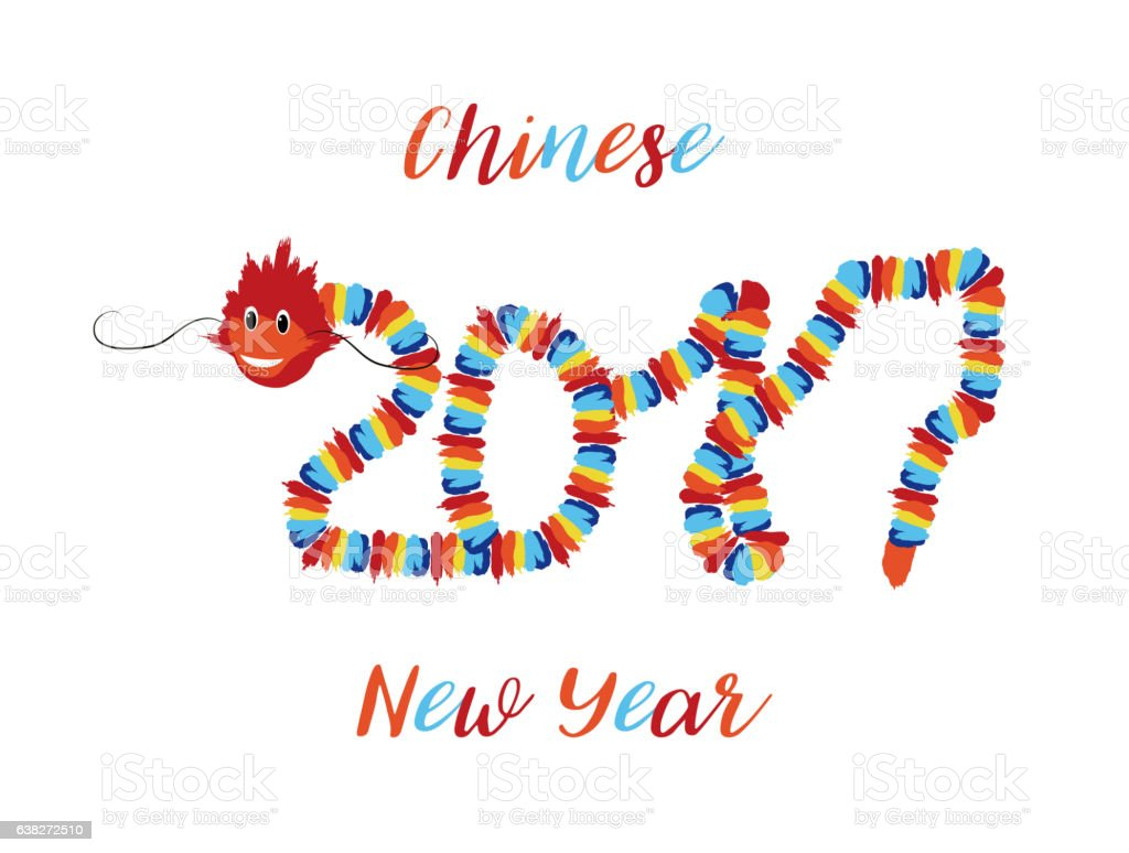 Chinese New Year Asian Symbols Of Good Luck Chinese Dragon Stock