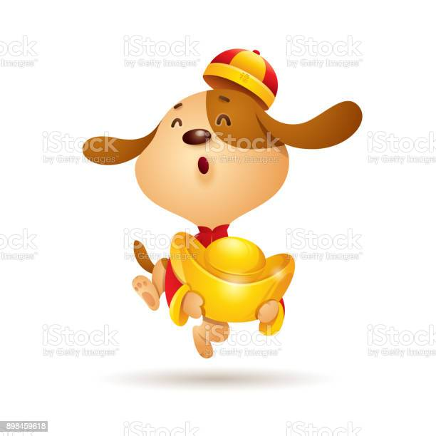 Chinese new year dog character design with chinese gold traditional vector id898459618?b=1&k=6&m=898459618&s=612x612&h=mrbxrlqolx4sqmmn4 x6s7lmwelzz8j33vkae7mr5nm=