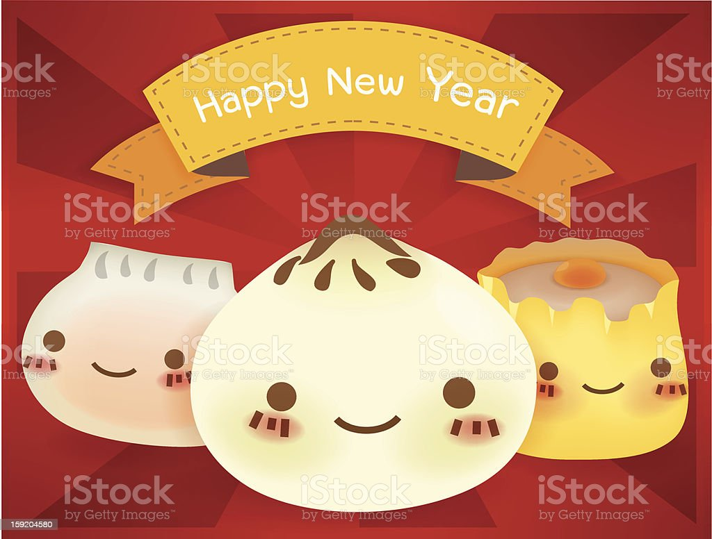 Chinese New Year Greeting card royalty-free chinese new year greeting card stock vector art & more images of asia