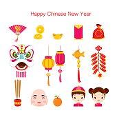 Traditional Celebration, China, Happy Chinese New Year
