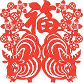 2009 Jan 26 is the new year in Chinese calendar - year of ox.
