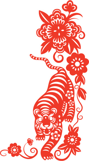 Chinese New Year ( Tiger )