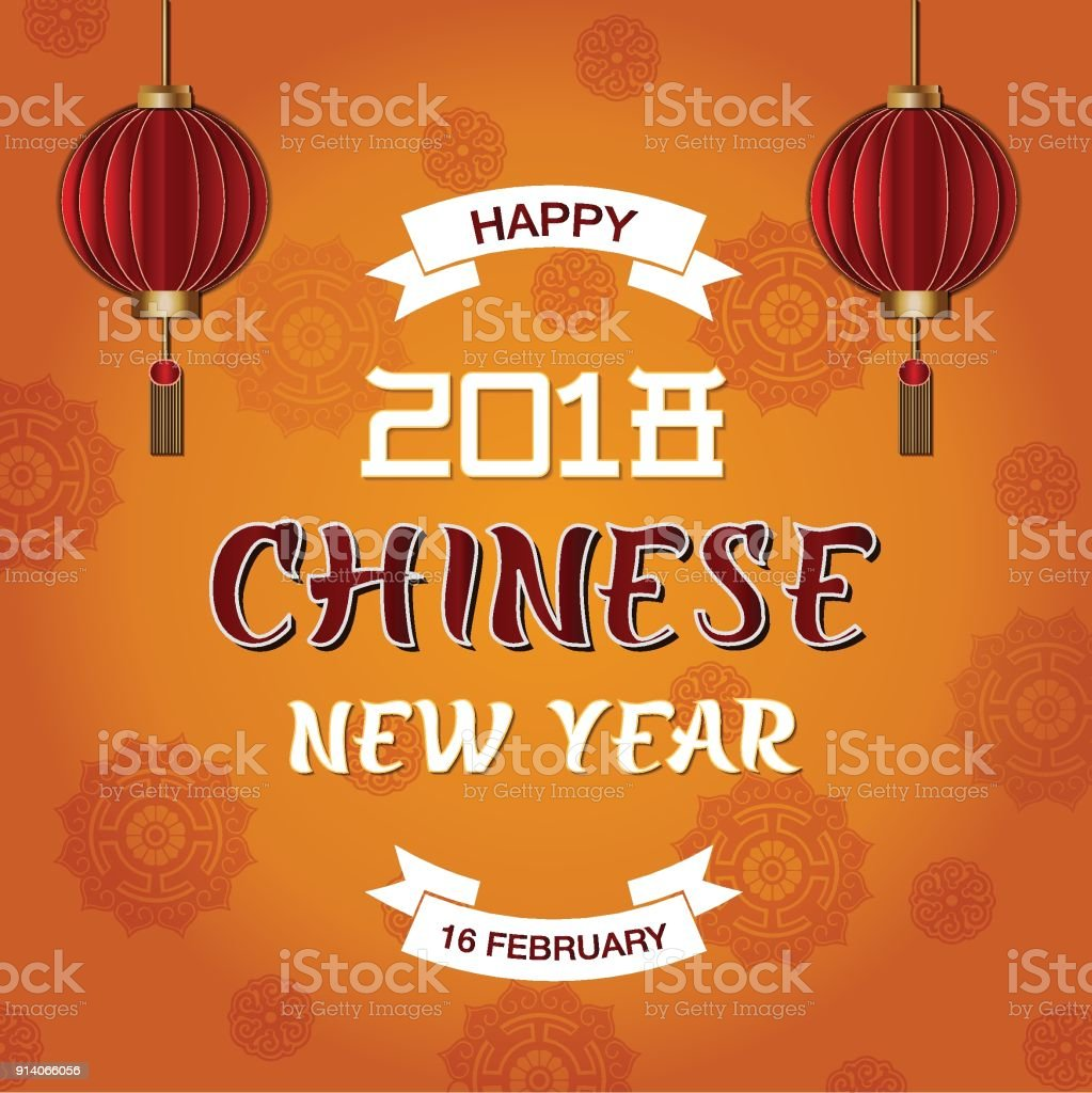 2018 chinese new year royalty free 2018 chinese new year stock vector art