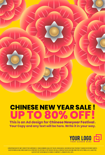 Chinese newyear Sale