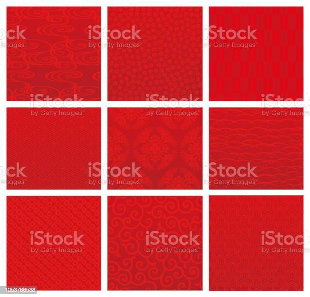 Chinese red traditional patterns vector id1053766538?b=1&k=6&m=1053766538&s=612x612&h=mk443qbcgh9y3fdymcsvtkohozmdxj6tjoe6gjqgzyg=