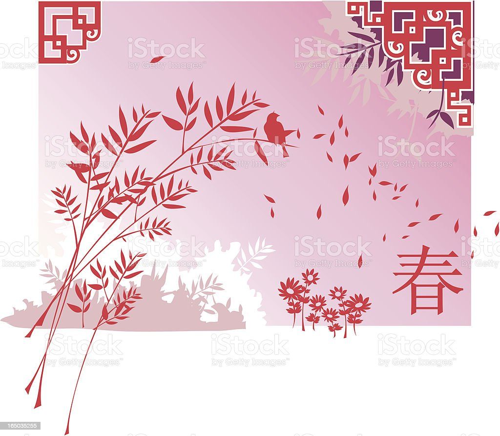 chinese spring royalty-free chinese spring stock vector art & more images of asia