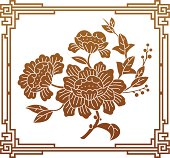 Beautiful ancient chinese flower graphic. Useful for chinese festival or chinese culture design, fully editable. ZIP contain hires jpg, AI CS4.http://i654.photobucket.com/albums/uu266/lonelong/chinesefestival.jpg
