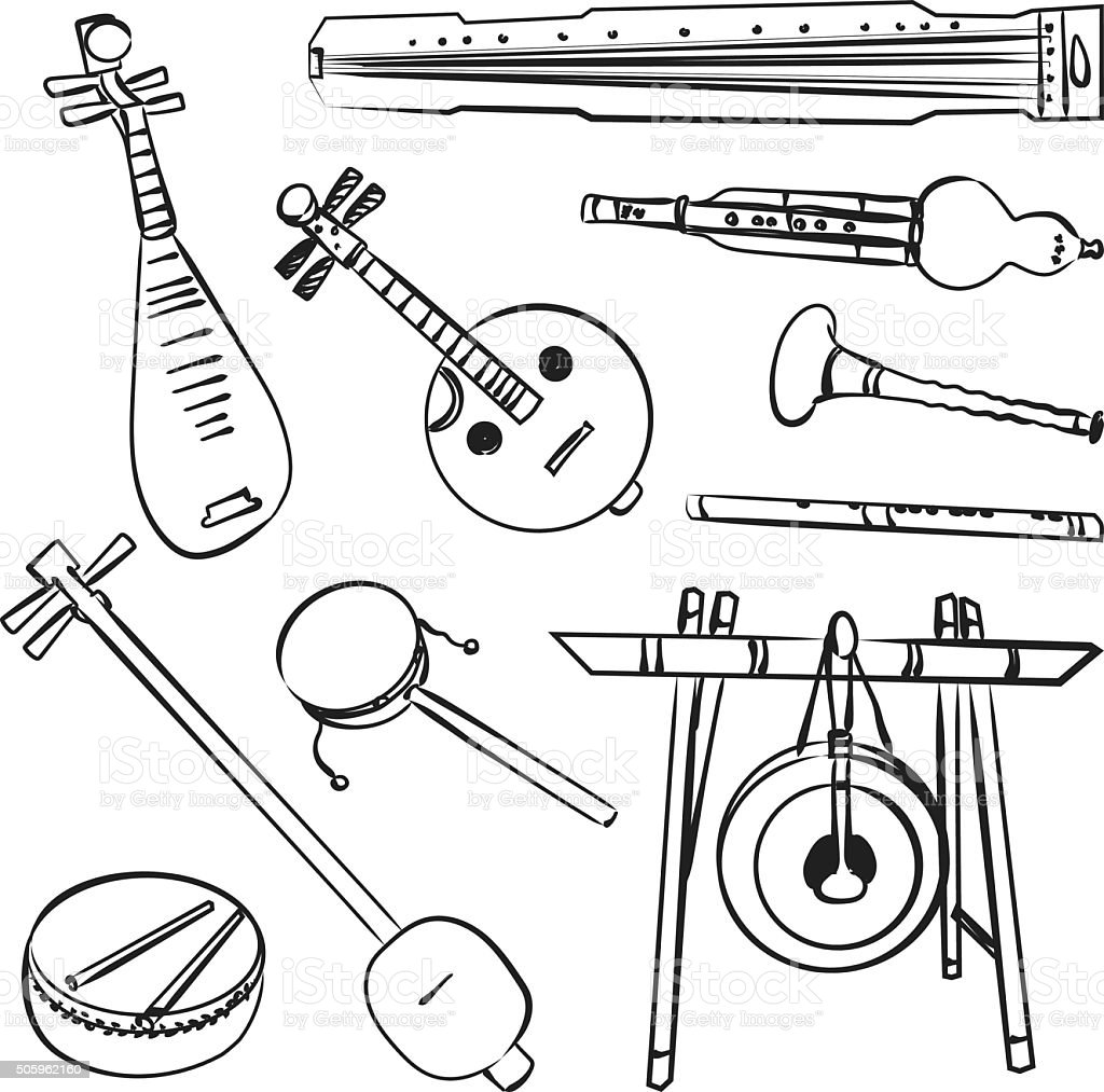 Asian Instruments