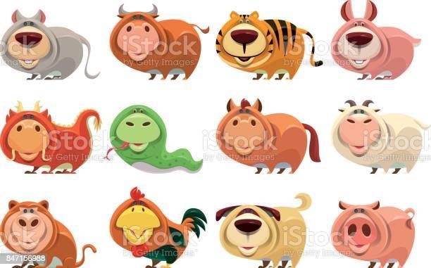 Chinese zodiac animals vector id847156988?b=1&k=6&m=847156988&s=612x612&h=1isjsjyxgwcxp llgv3qbvwo6avwxij4nl uexbreby=