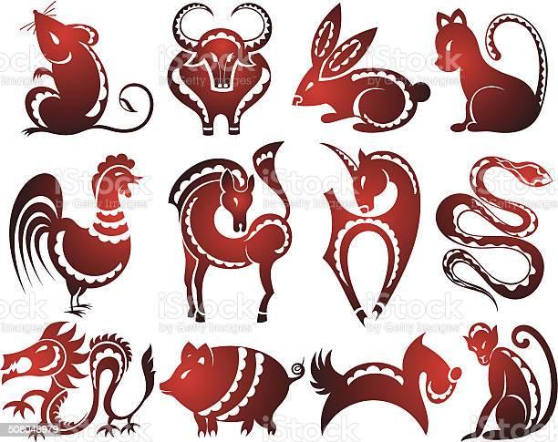 Chinese zodiac signs vector id508048979?b=1&k=6&m=508048979&s=612x612&h=rqmpx9qeqyzambk1hd7vxsqrtz5grpuakhdchphqyxq=