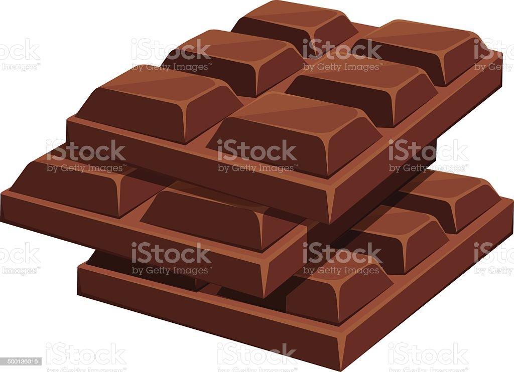 royalty free chocolate bar clip art vector images illustrations rh istockphoto com chocolate victoria sponge cake recipe chocolate victoria