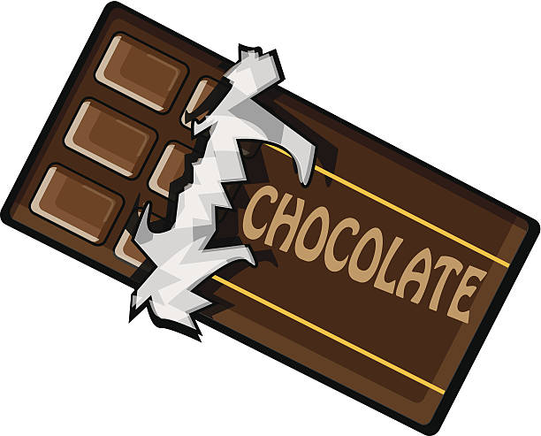 Chocolate Bar – Vektorgrafik