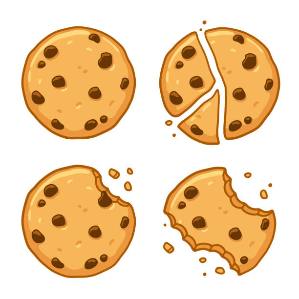 93 310 Cookies Illustrations Clip Art Istock