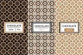 Chocolate Packaging Set