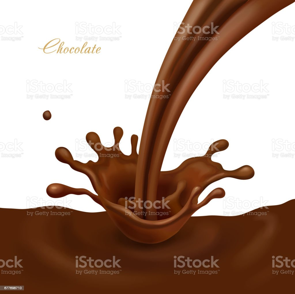 chocolate splash vector isolated stock illustration download image now istock chocolate splash vector isolated stock illustration download image now istock