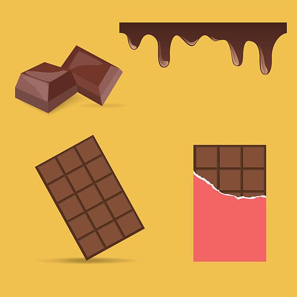 - schokolade - schokolade stock-grafiken, -clipart, -cartoons und -symbole