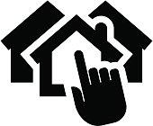 Choosing home icon