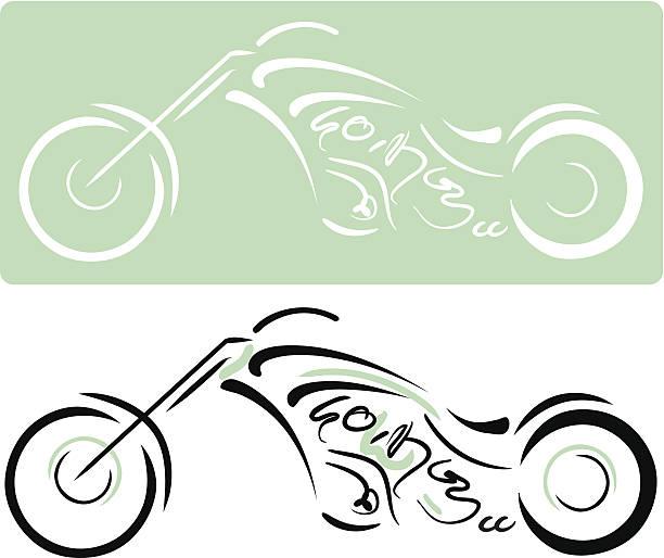ilustrações de stock, clip art, desenhos animados e ícones de cortador de motorizada - exhaust white background