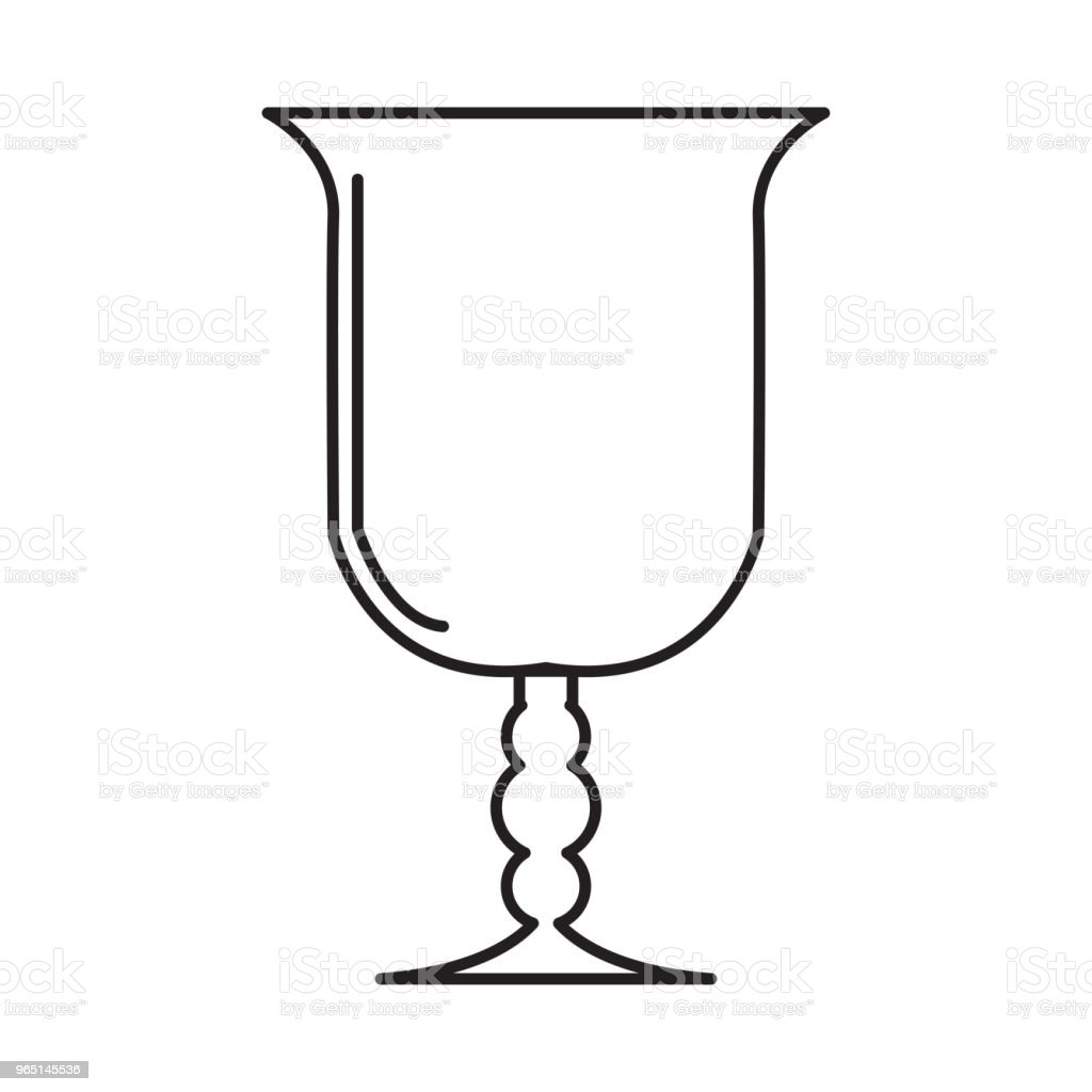 Christian Chalice icon royalty-free christian chalice icon stock vector art & more images of ancient