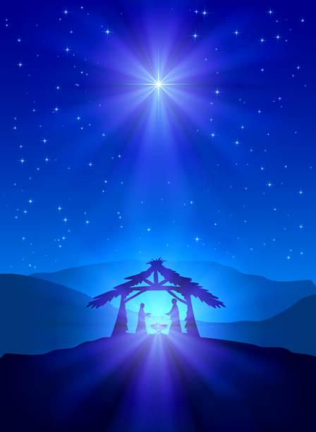 Christmas Background Christian.Best Christian Christmas Background Illustrations Royalty