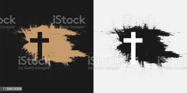 Christian cross symbol of death and salvation vector id1133625009?b=1&k=6&m=1133625009&s=612x612&h=xcz4p2tznix8h4osqddqjmo0lfkglvo1d0p1gizp36i=