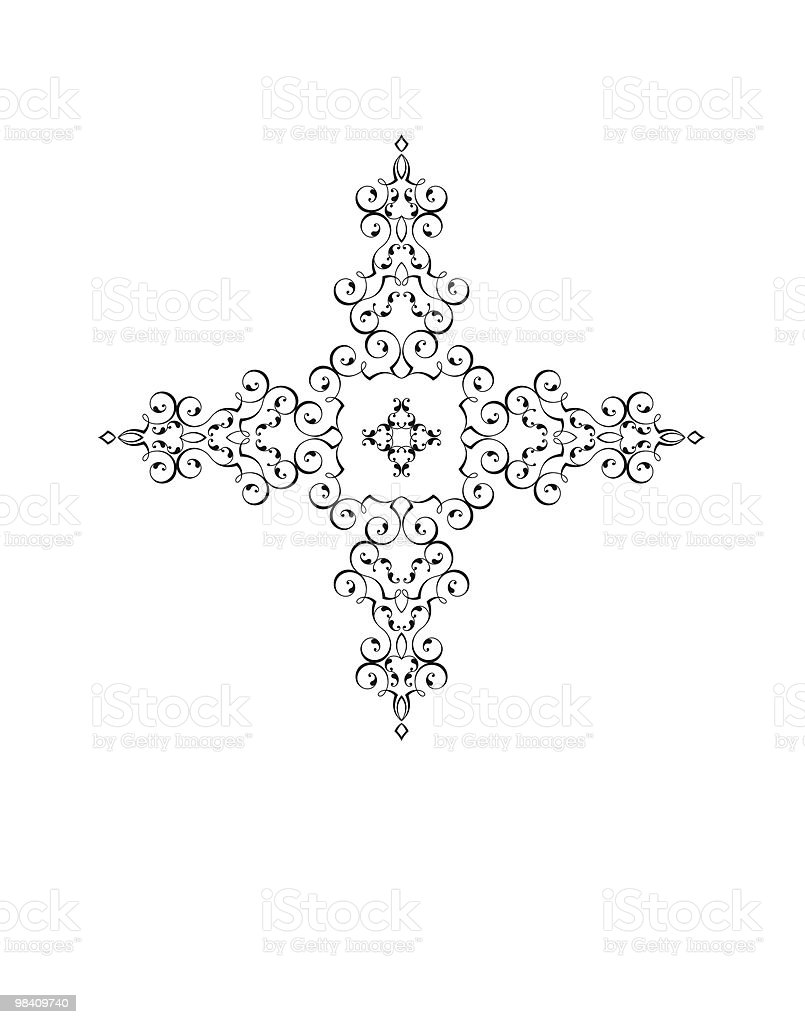 Christian Cross royalty-free christian cross stock vector art & more images of catholicism