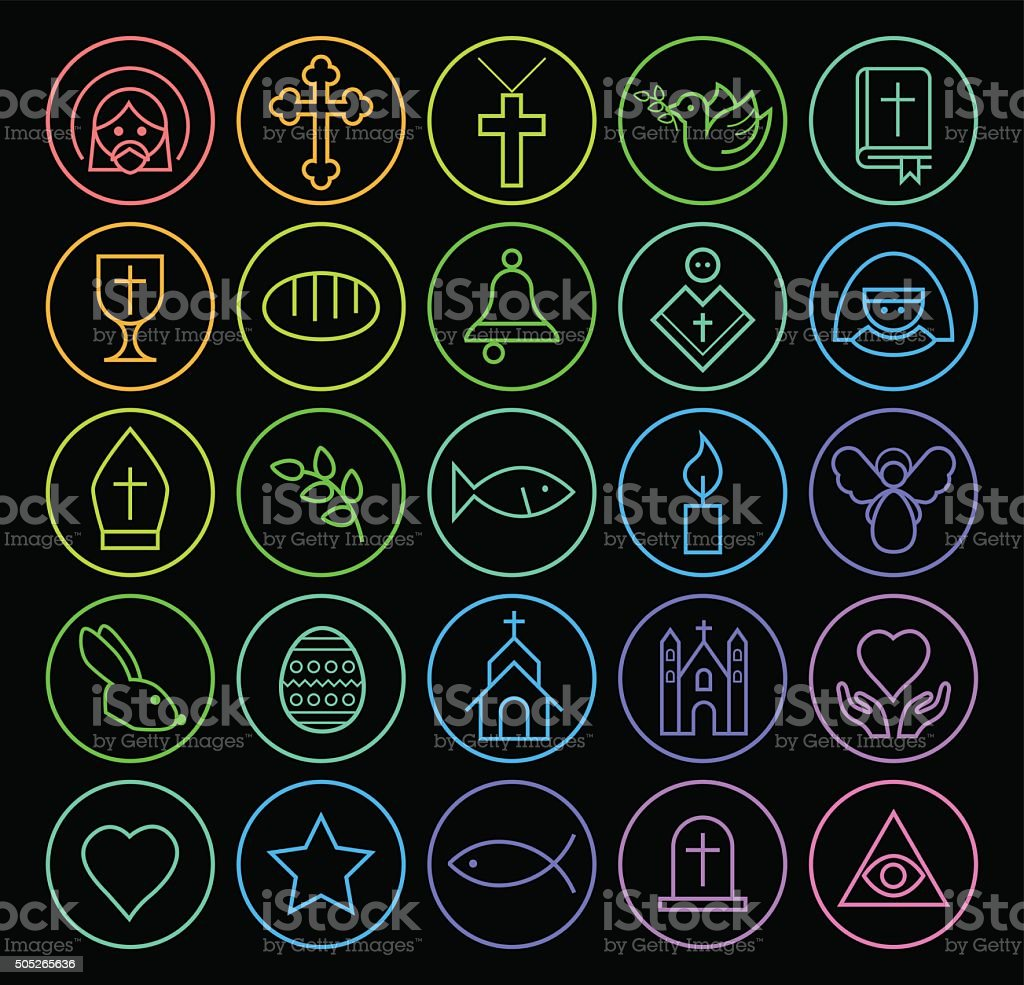 Christian Icons.