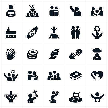 Christian Worship Icons