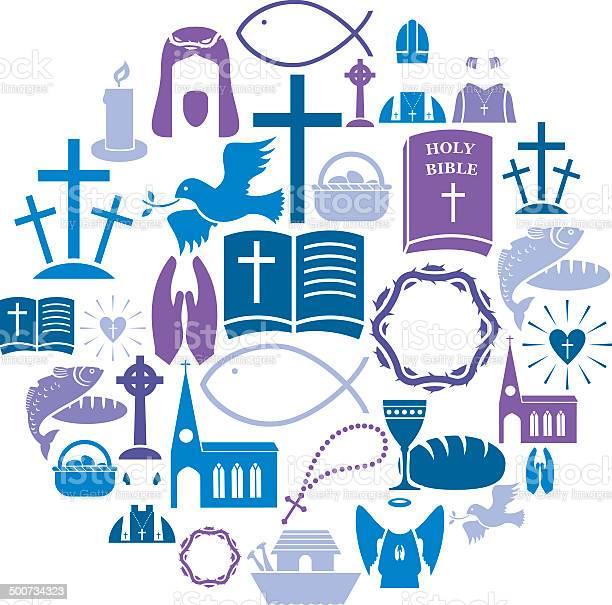 Christianity icon set vector id500734323?b=1&k=6&m=500734323&s=612x612&h=gczwr2nhbyb7h mkfaof9qto0tsjxod18h8cwlk7glq=