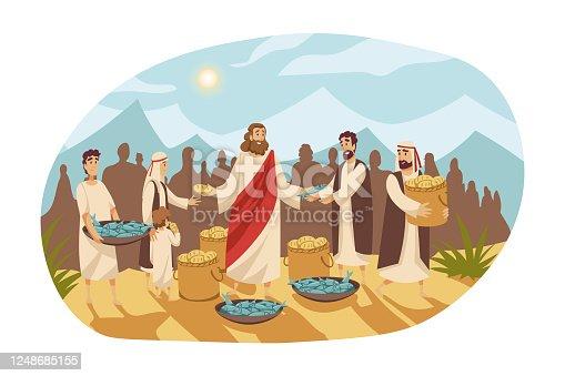 istock Christianity, religion, Bible concept 1248685155