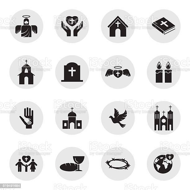 Christianity religion icon set vector id519491684?b=1&k=6&m=519491684&s=612x612&h=49uu0sta3h1nhyyy13y8pawsmvdrgfxhhf1mdatsu0y=