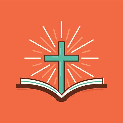 Christianity Religious Bible Cross Symbol