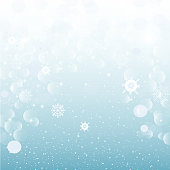 Christmas abstract snowy background. New year background for gre