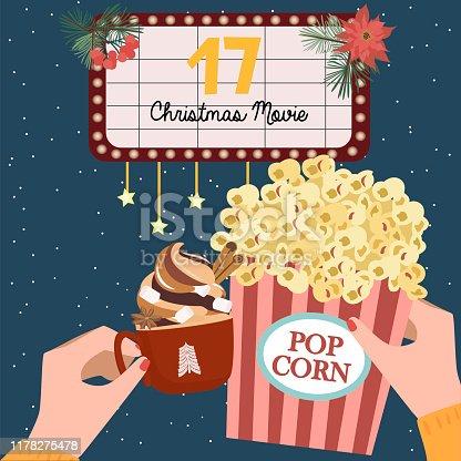istock Christmas Advent Calendar, Day 17. 1178275478